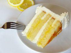 Receta de Torta de Limón