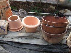 タンドール窯の作り方