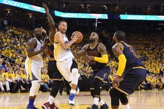 NBA Finals: Maybe I Was Wrong About the Cavaliers
