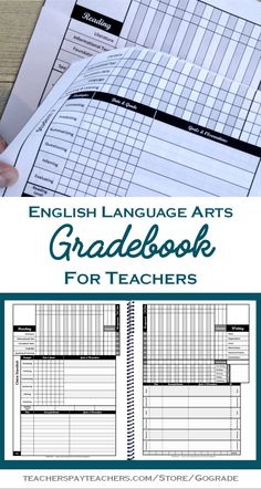 Data tracking, conference notes and observations for your English Language Arts classroom... ALL ON TWO pages! This printable resource is fully EDITABLE and common core aligned.