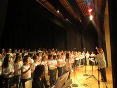 17 Maggio 2014 - PRIMAVERA IN CANTO Rassegna Cori Scolastici presso ns. Auditorium — presso Domus Pacis Assisi.