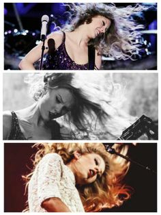 Fearless Tour, Speak Now World Tour, RED Tour