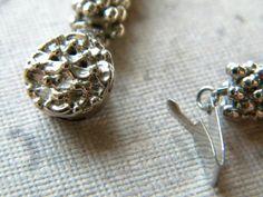 Freshwater Pearl Necklace by ErgoIndigo on Etsy, $50.00