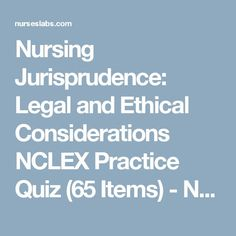 ethical dilemma for family nurse practitioners