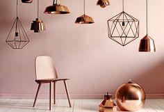 Color tendencia en decoración 2.016, Rosa Cuarzo http://icono-interiorismo.blogspot.com.es/2016/01/color-tendencia-en-decoracion-2016-rosa.html