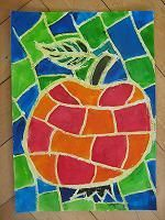 Kindergarten Art Projects, Classroom Art Projects, Fall Crafts, Arts And Crafts, Bubble Drawing, First Grade Art, Jewish Crafts, Fall Art Projects, Art Lessons Elementary