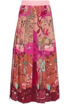 VALENTINO . #valentino #cloth #skirts