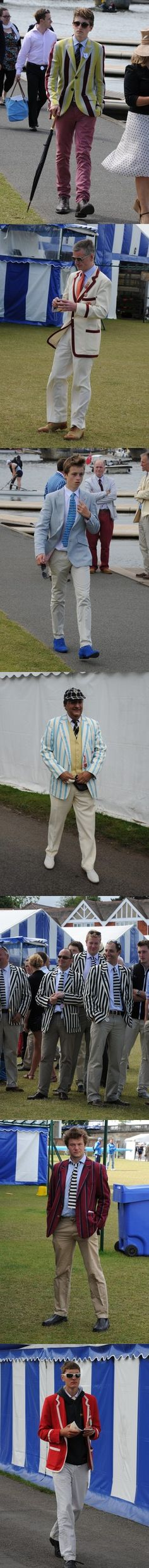 Looks from the Henley Royal Regatta - what say you?
