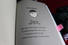 resenha de extraordinario jack R. j. Palacio