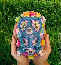 Ravelry: African Flower Hedgehog pattern by nnattalli m.