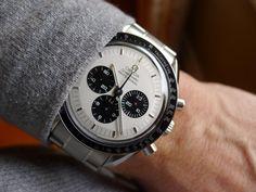 Speedmaster with white dial - Rolex Forums - Rolex Watch Forum