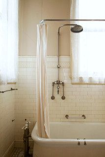 Haas Lillenthal house - Traditional - Bathroom - by Margot Hartford Photography