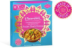 Essayez gratuitement le concentré de saveurs aux épices Parampara