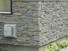Add value and style to your home or building with faux stone panels from Mi Casa Stone Natural Stone Veneer, Natural Stones, Faux Stone Panels, Future House, Paint Colors, Shed, House Ideas, Spaces, Building