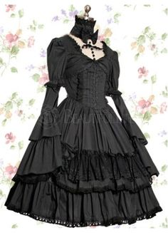Black | Lolita Clothes | Lolita Fashion | Lolita Dresses | Lolita Outfits