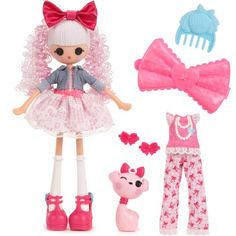 Lalaloopsy Girls Suzette La Sweet