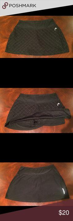 Head Tennis Skirt EUC Tennis/ Running Skirt with built in shorts. Skirts
