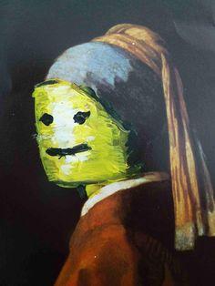 Lego Vermeer - nice - the age of reduplication