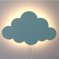 ferm LIVING CLoud Lamp mint…