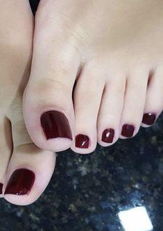 5 Tips For Beautiful Lashes # Pretty Toe Nails, Sexy Nails, Sexy Toes, Pretty Toes, Pies Sexy, Nice Toes, Toe Polish, Painted Toes, Foot Pics