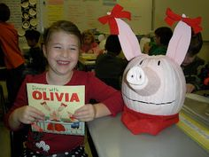 Book Character Pumpkin Home Project I think this would be a fun way to have our pumpkin contest!