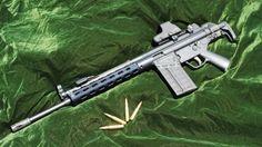 PTR 91 308 Battle Rifle