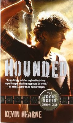 Hounded (Iron Druid Chronicles) by Kevin Hearne http://smile.amazon.com/dp/0345522478/ref=cm_sw_r_pi_dp_0Pzhub08WP8WN