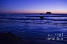 Cayucos Sunset 2 by Fred Ziegler