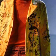 叛逆青春,RAF SIMONS 2015 秋冬男装发布   fit - 理想生活实验室旗下时尚媒体