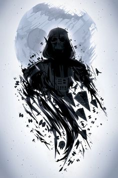 Star Wars Fan Art, Finn Star Wars, Leia Star Wars, Star Wars Sith, Clone Wars, Star Trek, Images Star Wars, Star Wars Pictures, Star Wars Dark Side