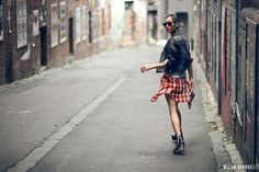 Rocker Fashion editorial | Micah Gianneli_Jesse Maricic photographer_Controle Creatif_Levis_Levi ...