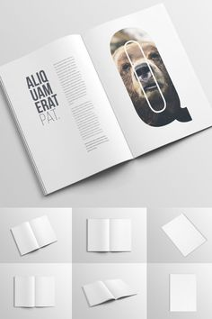 Free Booklet Template 50 Best Free Psd Files For Designers  2  Free Stuff  Pinterest .