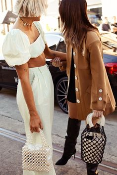 MBFWA 2019: The best street style looks from Day One | Husskie