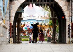 Mickey Mouse at Disney