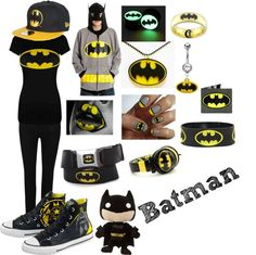 """""""Batman"""" by jacquelinehall on Polyvore... # Andy Biersack"""