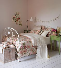 Fab-Furnishings Christy Bloomsbury Floral Bedding / Duvet Cover or Pillowcase. Prices from £21.99