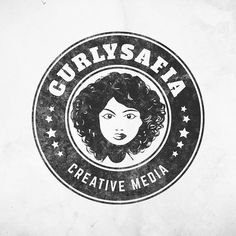 Excited  New logo reveal #graphic #graphicdesign #logo #curlysafia