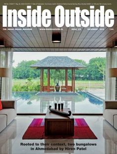 Get your digital copy of Inside Outside Magazine - December 2016 issue on Magzter and enjoy reading it on iPad, iPhone, Android devices and the web.
