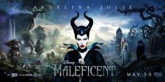 Watch four Maleficent movie clips as well as behind-the-scenes footage from Disney's villain origin story, starring Angelina Jolie and Elle Fanning. Maleficent 2014, Angelina Jolie Maleficent, Maleficent Costume, Maleficent Quotes, Disney Films, Disney Villains, Cartoons, Movies, Bianca Del Rio