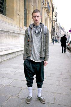 PARIS STREET STYLE | Men's Look | ASOS Fashion Finder
