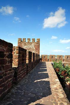 Castelo de Silves Algarve Portugal