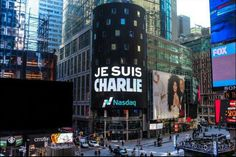 Je suis Charlie New York