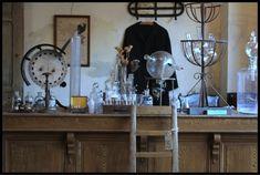 アンティーク実験具 フランス イギリス 研究室 ラボラトリー