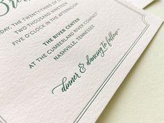 The Kylie Suite - Sample Letterpress Wedding Invitations Wedding Invitation Samples, Letterpress Wedding Invitations, Pink Invitations, Vintage Wedding Invitations, Letterpress Printing, Wedding Invitation Design, Wedding Stationery, Response Cards, Dancing