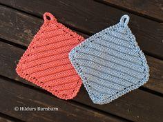 Vinterviken Grytlapp stämpel Crochet Bikini, Crochet Top, Pot Holders, Women, Threading, Women's, Potholders, Planters