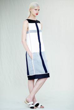 Narciso Rodriguez Resort 2012 Collection Slideshow on Style.com