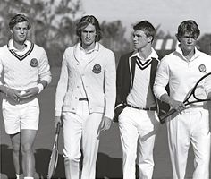 cf763cbdf0e2 En 2006, Ralph Lauren est choisi pour dessiner l uniforme de tous les juges