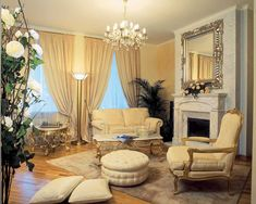 6 Luxury Living Room Interior Design Ideas For Classic Homes