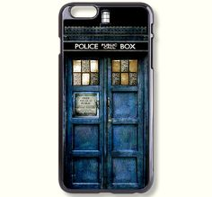 Doctor Who the Police Box Protective Phone Case For iPhone case & Samsung case, 50084