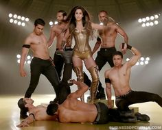 "Katrina Kaif Hot Photos ""Dhoom Machale Dhoom"", Katrina Kaif Hot Images ""Dhoom Machale Dhoom"":- Finally the title song of the most awaited movie movie DHOOM 3 i.e D3 is out and got a average response."